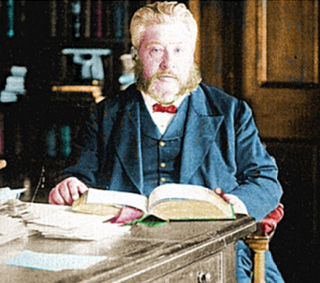 Spurgeon-at-desk