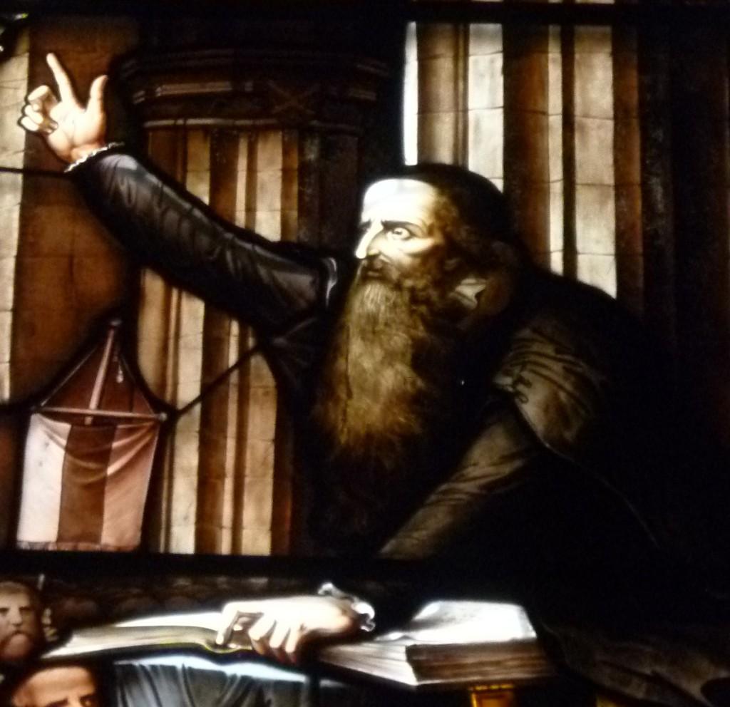 John-Knox-preaching